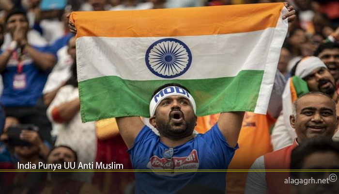 India Punya UU Anti Muslim